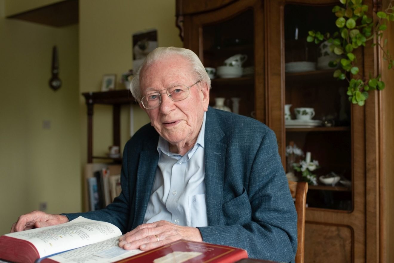Dr. Fritz Laubach im Interview zur Offenbarung