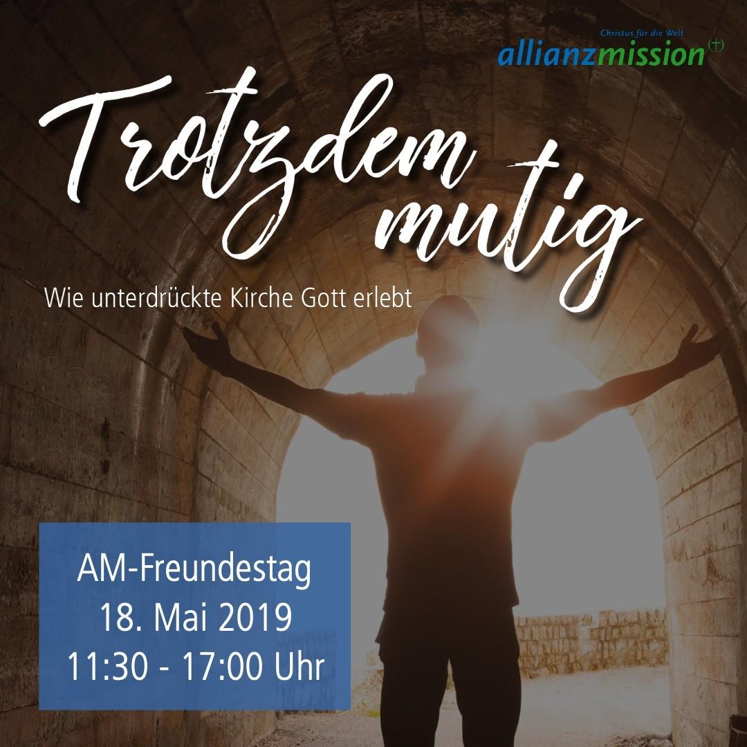 ALLIANZ-MISSION   FREUNDESTAG