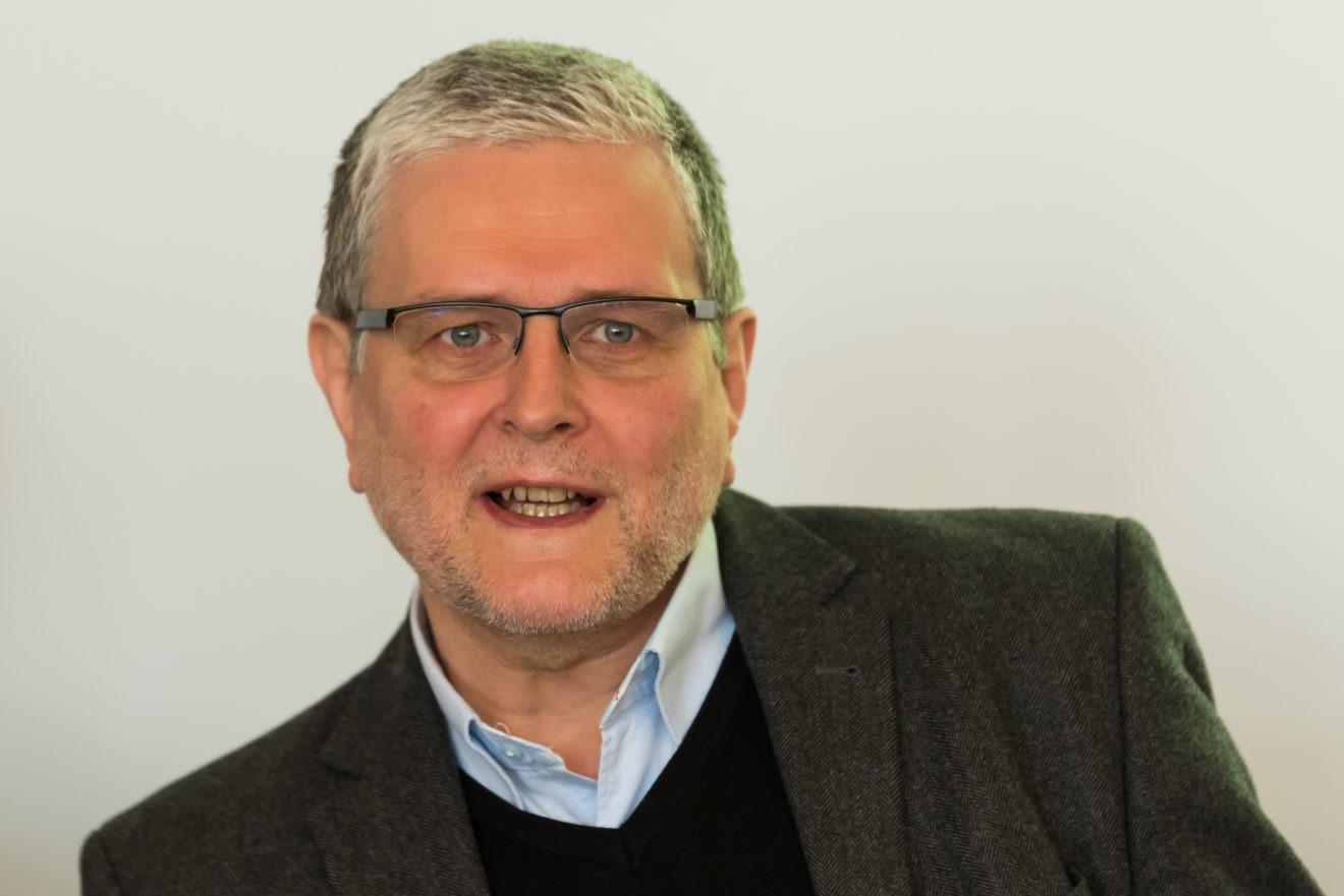 Ulrich Eggers 40 Jahre im Bundes-Verlag