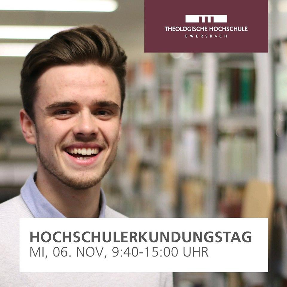 THE Hochschulerkundungstag
