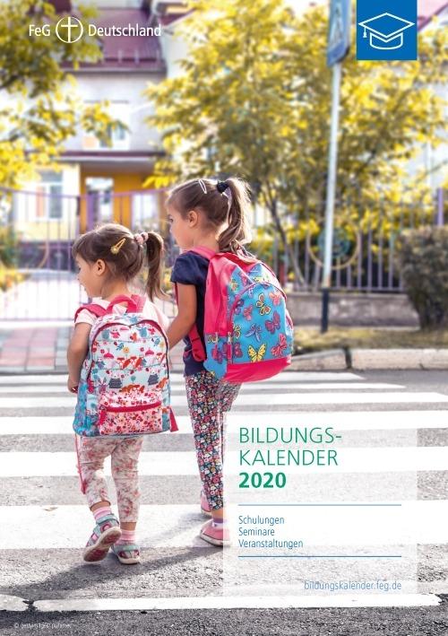 FeG Bildungskalender 2020