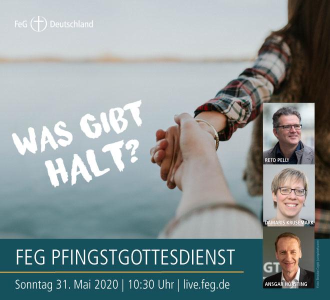 FeG-Pfingstgottesdienst Livestream