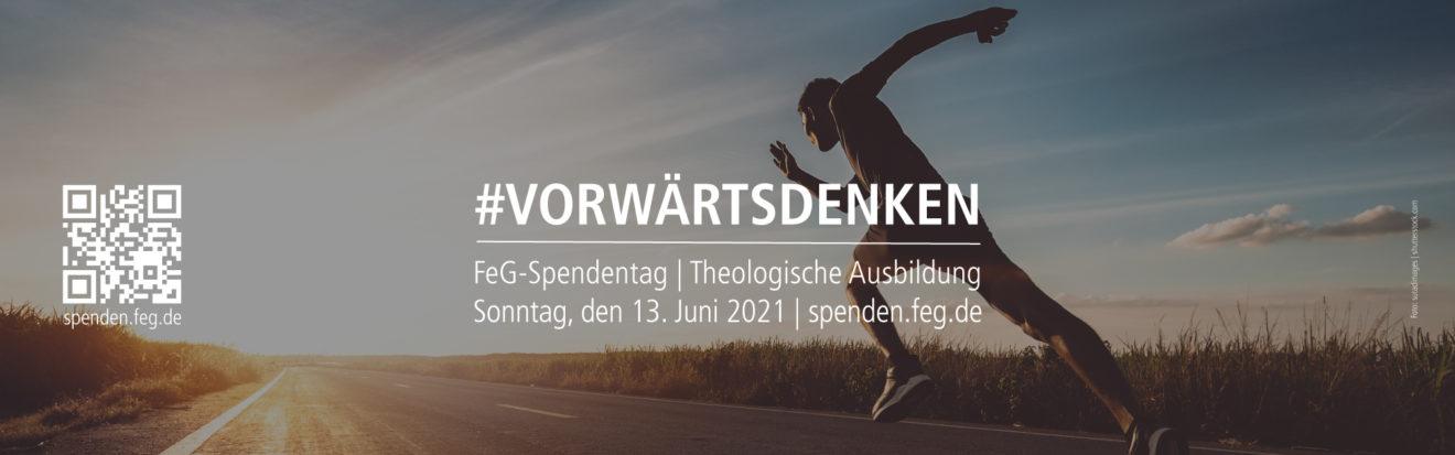 #Vorwärtsdenken | FeG-Spendentag für theologische Ausbildung