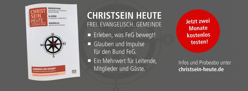 CHRISTSEIN HEUTE | Kostenlos probelesen