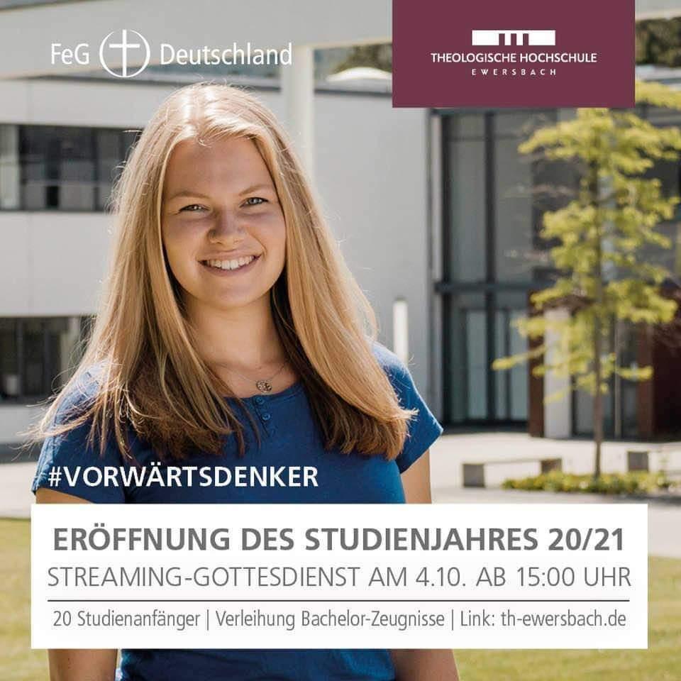 THE Studienjahreröffnung