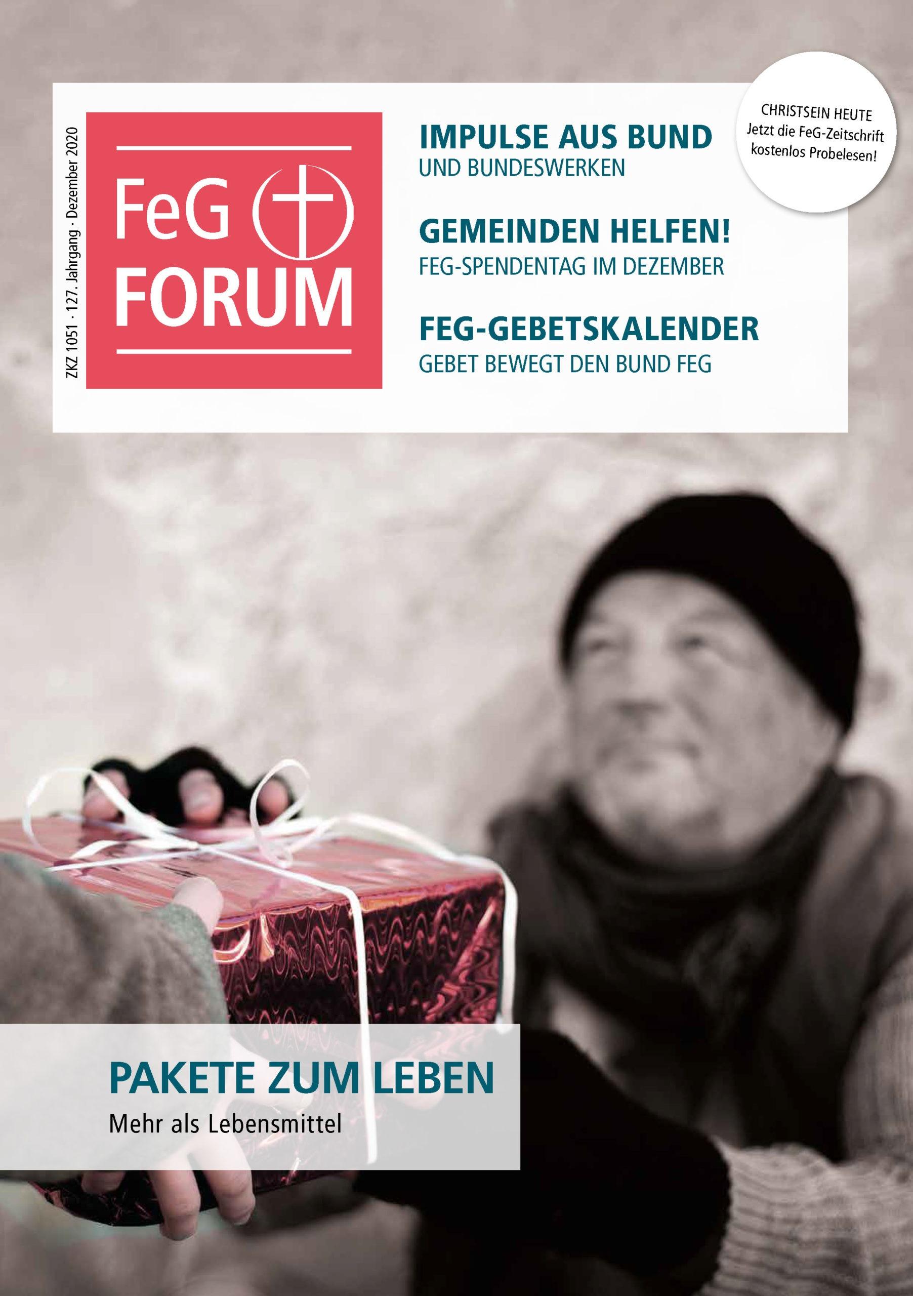 FeG Forum 12/2020