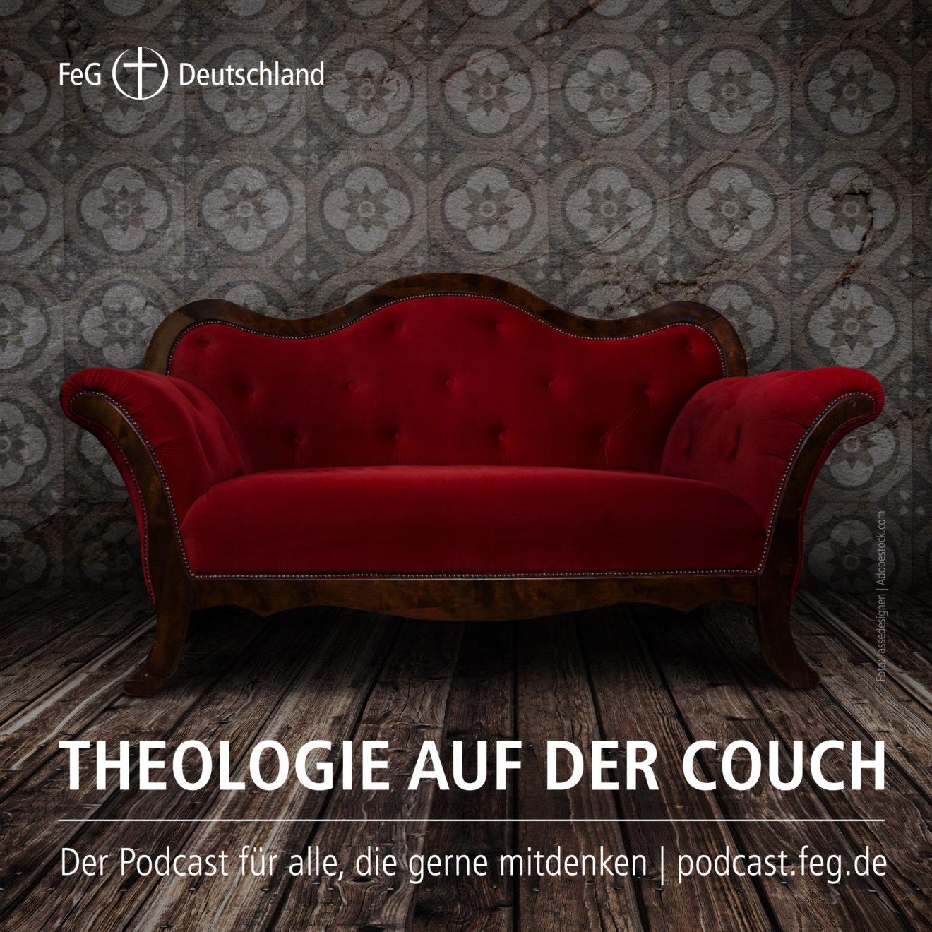 FeG-Podcast | Theologie auf der Couch