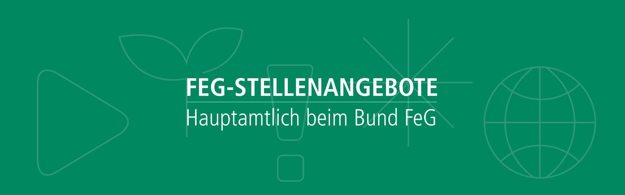 FeG Deutschland | Stellenangebote