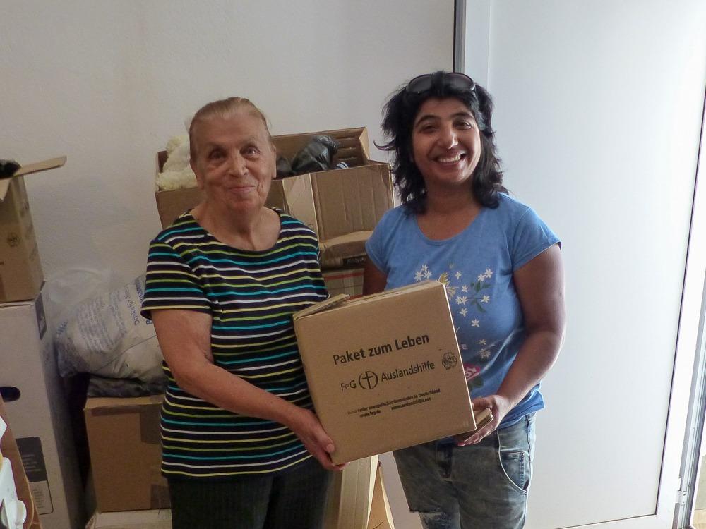 Gemeinden helfen! | Penka