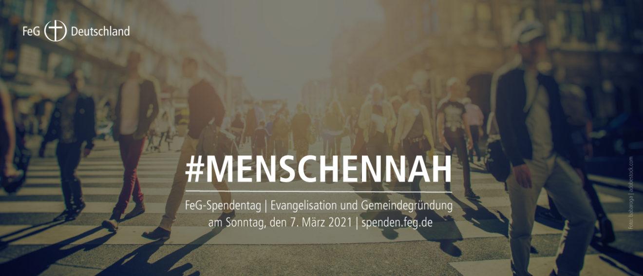 FeG-Spendentag | Evangelisation und Gemeindegründung