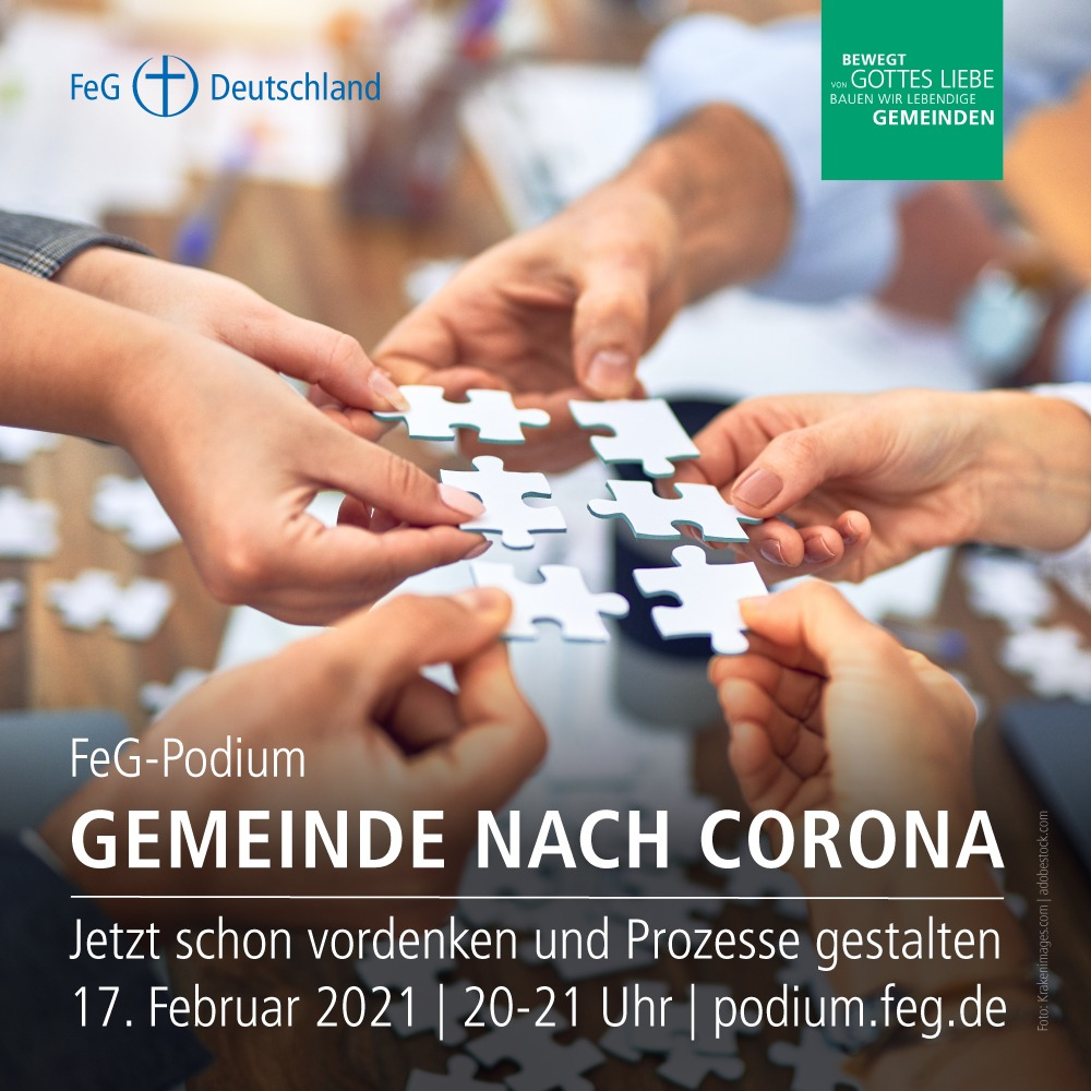 FeG-Podium | Gemeinde nach Corona