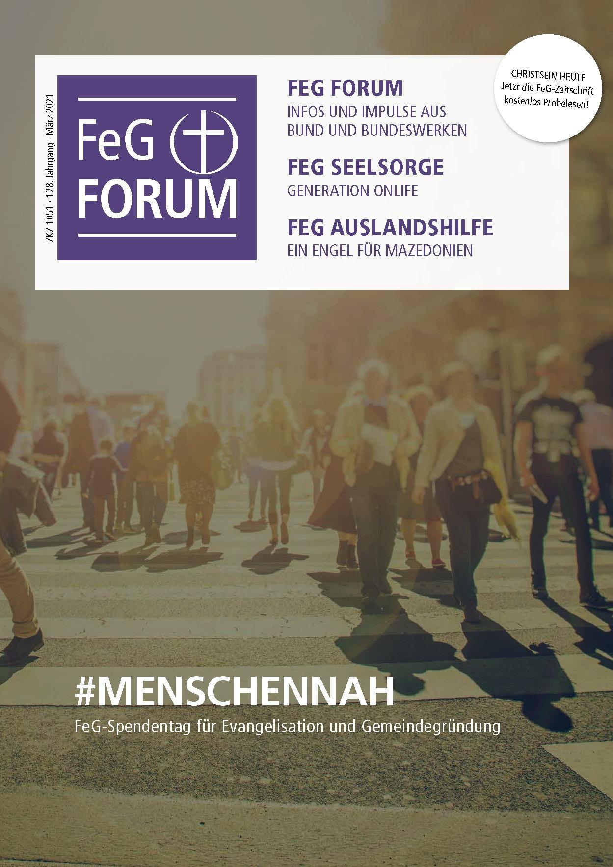 FeG Forum   März 2021