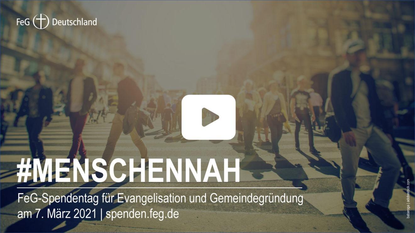 FeG-Spendentag   Evangelisation und Gemeindegründung