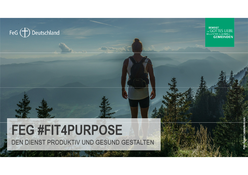 FeG Deutschland | Fit4Purpose