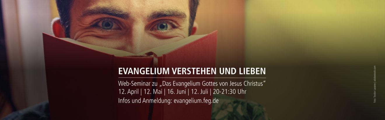 Web-Seminar | Evangelium verstehen und lieben | Teil 3