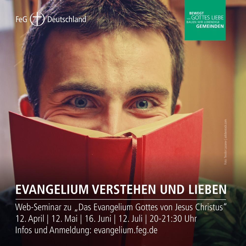 Web-Seminar | Evangelium verstehen und lieben