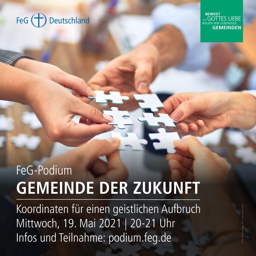 FeG-Podium | Gemeinde der Zukunft