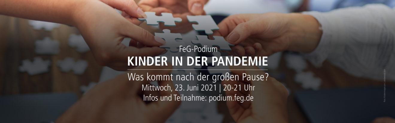 FeG-Podium | Kinder in der Pandemie