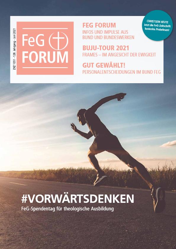 FeG Forum | Infos aus Bund und Bundeswerken