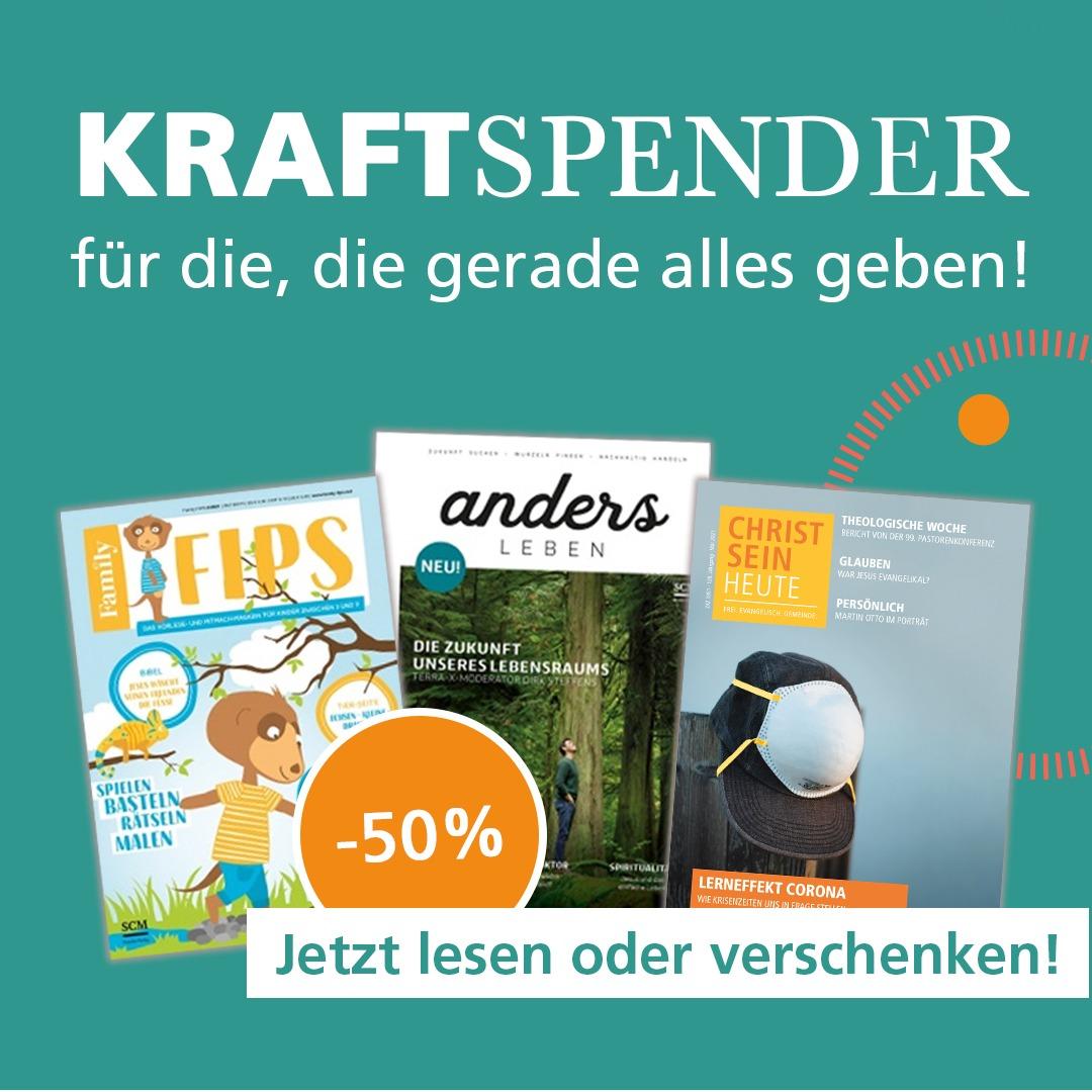 SCM Bundes-Verlag | Kraftspender