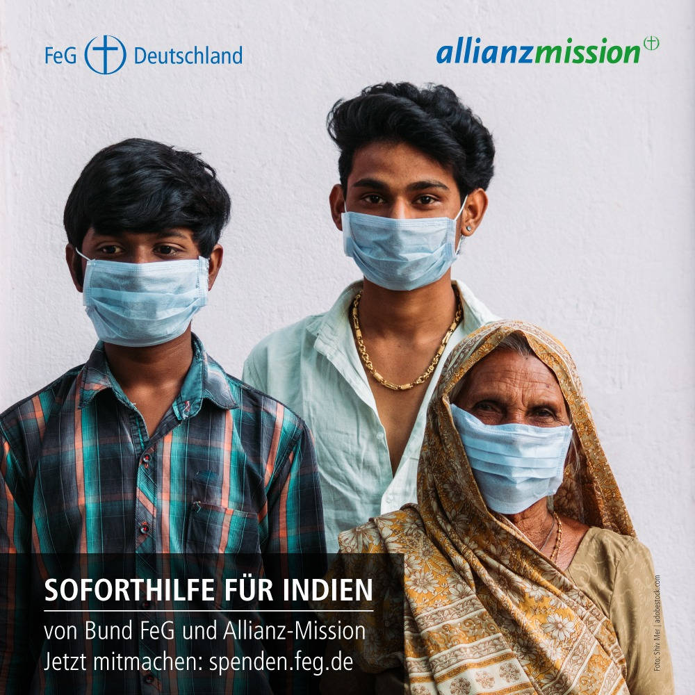 IFFEC | Indien Soforthilfe