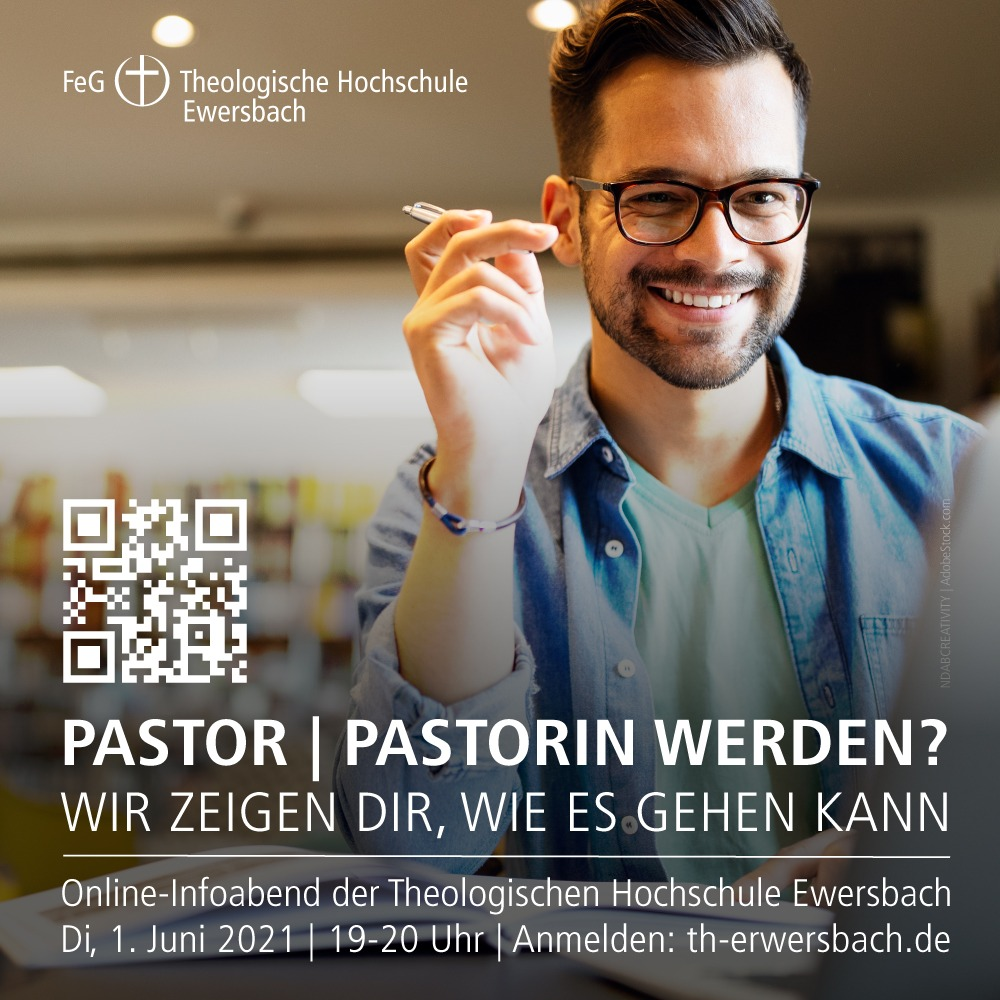 THE | Pastor | Pastorin werden
