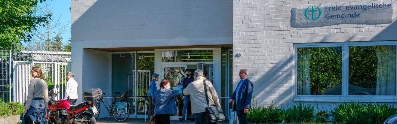 DLF-Gottesdienst   Bei Gott gut aufgehoben   FeG Saarbrücken am 13. Juni