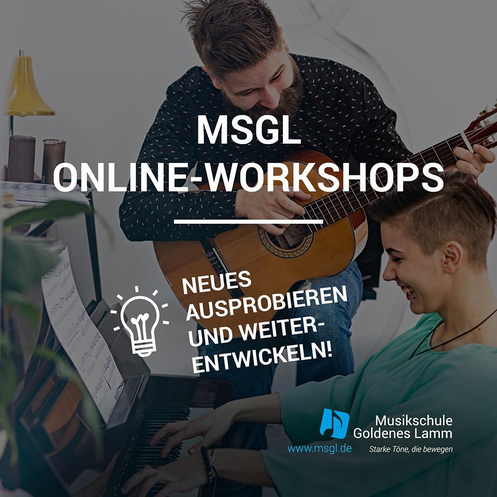 MSGL   Online-Workshops