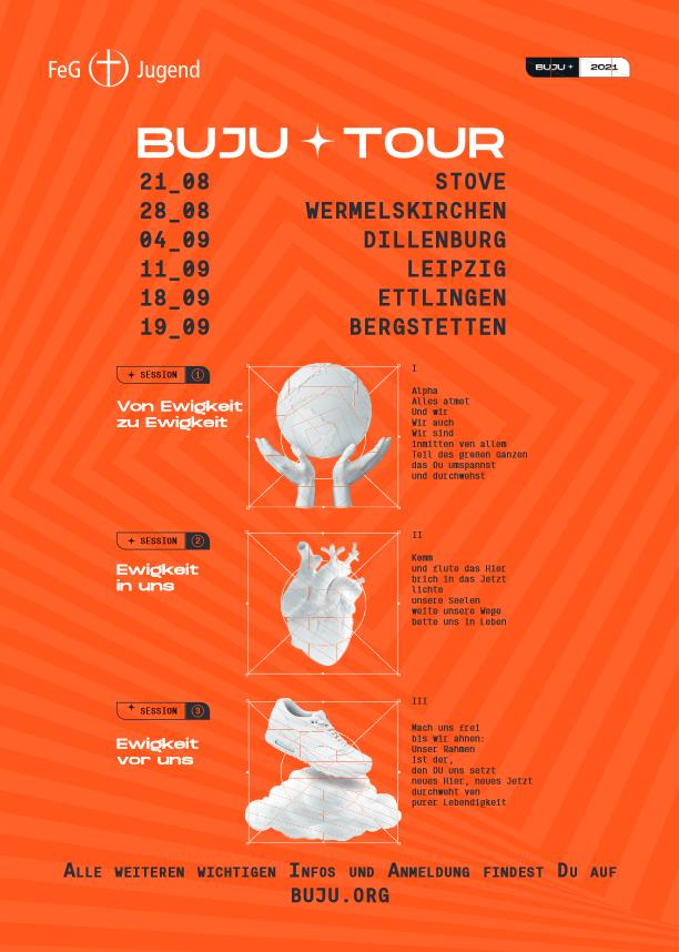 BUJU-TOUR 2021