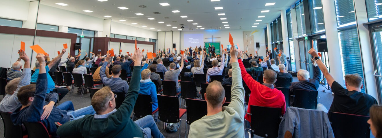 FeG-Bundestag | Kronberg-Forum-Ewersbach