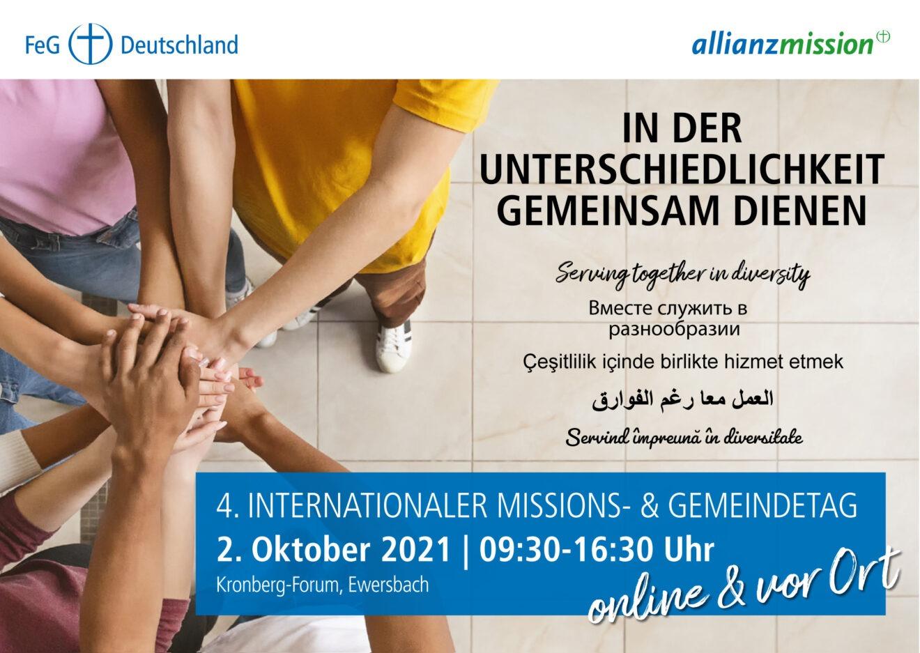 FeG AK IGAD | Int. Gemeindetag